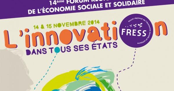 14e forum r gional de l conomie sociale et solidaire - Chambre de l economie sociale et solidaire ...