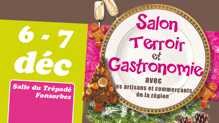 Terroir et gastronomie de la r gion r unis sur un salon for Salon bio toulouse